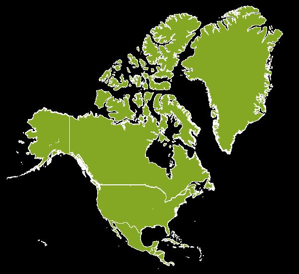 Imobiliário América do Norte