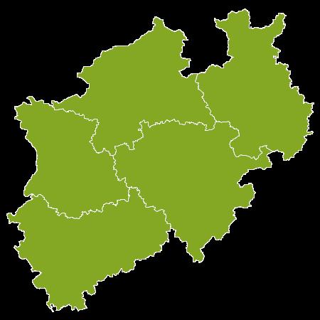 Immobilier Rhénanie du Nord-Westphalie