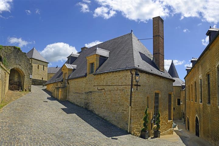 Château de Sedan, Sedan