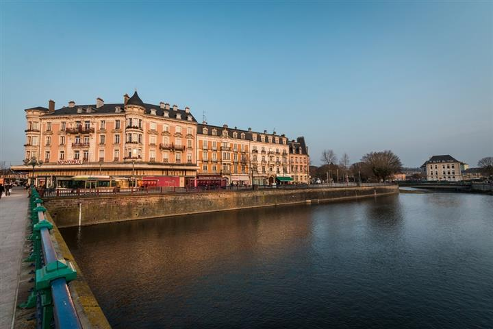 The banks of the Savoureuse, Belfort