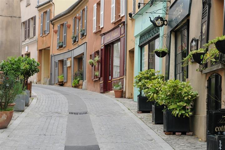 Vieux village de Marly-le-Roi