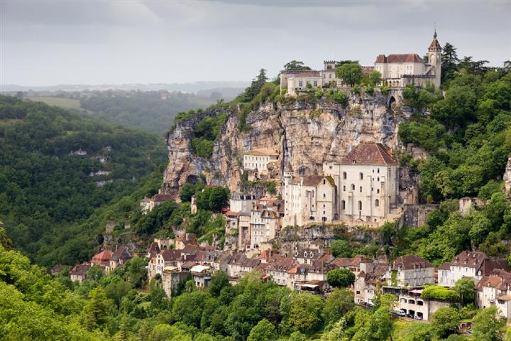 Village de Rocamadour, France