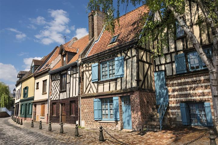 Quartier Saint-Leu, Amiens