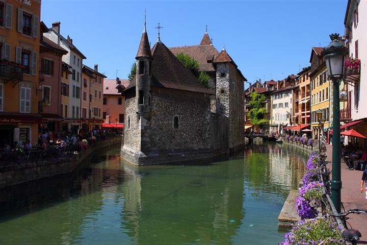 Houses in Annecy