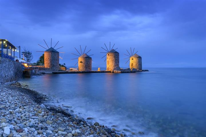 Property  in North Aegean sea area