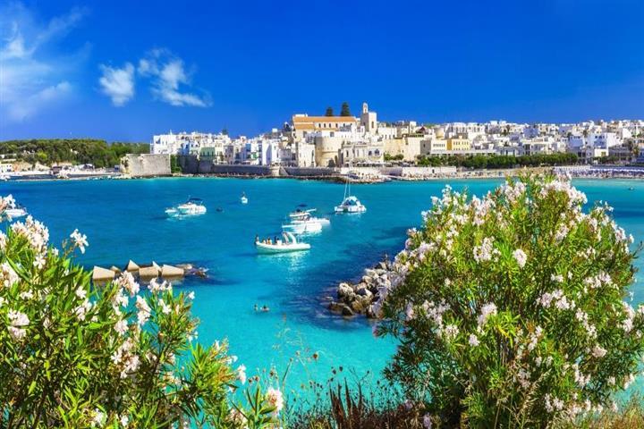 Otranto, Les Pouilles