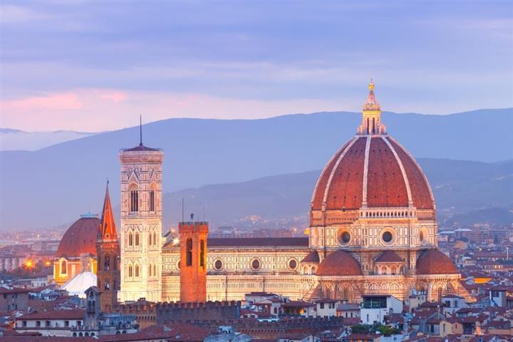 Cathédrale de Santa Maria Del Fiore, Florence