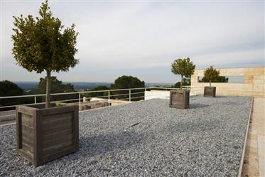 Quinta em Azeitão   vista panorâmica   Serra da Arrábida
