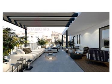 Apartamento T4   Novo   Vista Rio   Lapa