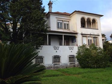 Excelente moradia no centro de Coimbra