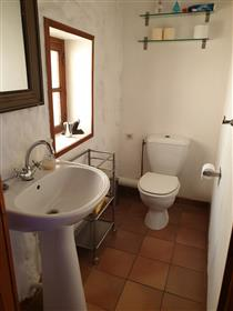 Spacious village house to refresh with 6 bedrooms, terrace with views and potential for gite.