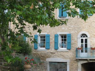 Maison de Maitre facing the Canal du Midi running a B&B.