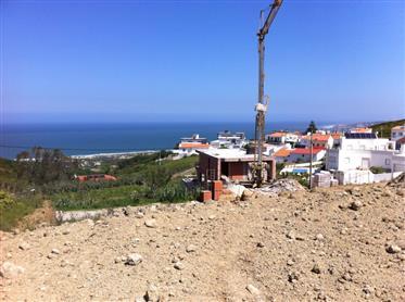 Terrenos com vista mar para venda na Nazare