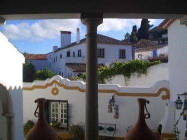 Casa de Turismo Rural no interior do Castelo de Óbidos!