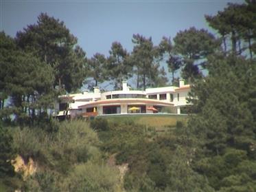 Moradia de luxo vista mar para venda Nazaré