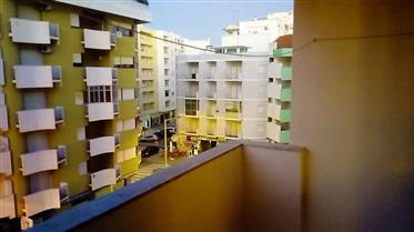 Apartamento T1 em Armação de Pera a 50 m da praia