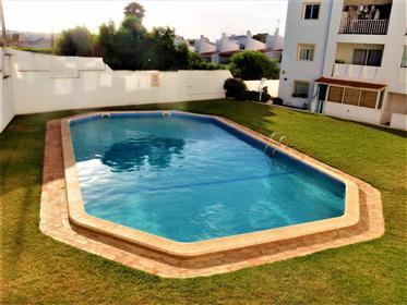 Apartamento T0 em Albufeira com piscina