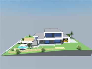 Villa V2 +1 en construction – Alcantarilha