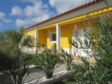 Villa traditionnelle de plain-pied près de Caldas da Rainha