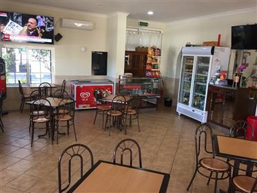 Excellent restaurant in Armação de Pêra