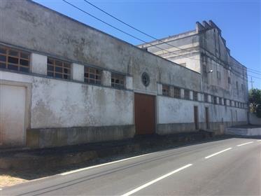 Antiga Fabrica De Alfarroba/Salir
