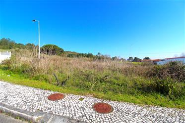 Terreno a 5 minutos da praia e 10 de São Martinho do Porto e Nazaré