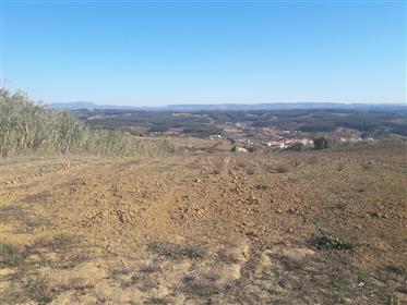 Terreno com projecto aprovado de 2 Moradias Contemporâneas c...