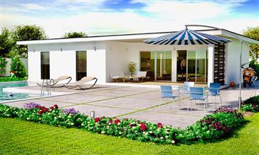 Vivenda: 120 m²