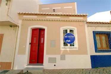 Casa típica com pátio