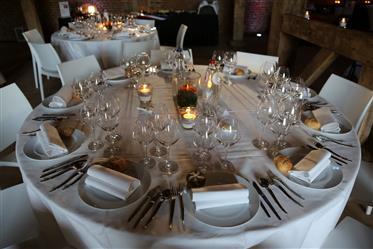 Café / restaurante e sala de eventos gerido profissionalment...