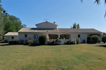Superb 3-Bed Modern Property With Double Garage Just 5km From Ruffec