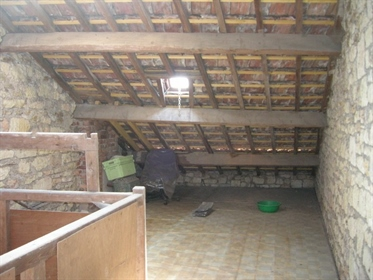 Dpt Meuse (55), for sale in Clermont En Argonne house to renovate of 6 rooms, land of 360 m2