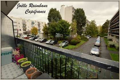 Dpt Val d'Oise (95), for sale Pontoise apartment t3 of 65.68 m2