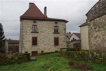 Ancienne maison seigneuriale de 1719