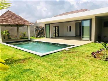 Sumptuous 3 Bedrooms Villa For Resale In The Heart Of Grand Bay - Mauritius