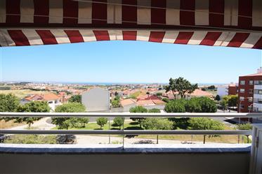 Apartamento T4 com vista Mar no *Parque São Domingos*