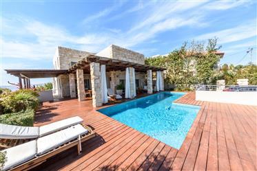 Maison : 320 m²