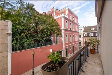 Elegante Townhouse na zona Lapa (Lisboa)