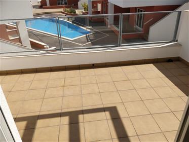 T2+1 duplex com piscina no Burgau - Lagos