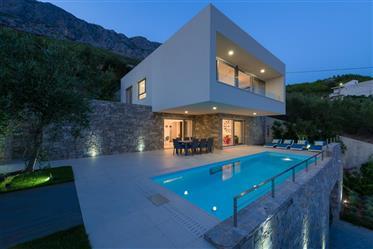 Luxury Villa, Lokva Rogoznica, Dalmatia, Croatia