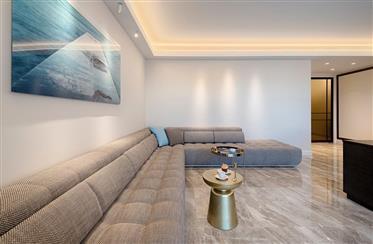 Appartement  rénové a Monaco avec vue mer - La Condamine