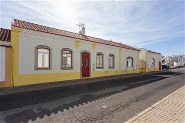Ria Formosa / Cacela Velha - Charmante maison traditionnelle de l'Algarve reconstruite avec jardin e