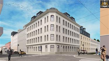 Помещение Венское здание рубежа веков
