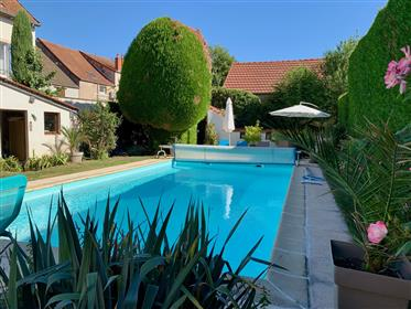 Character house with swimming pool, in a village with all co...
