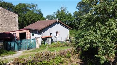 Perfect little bolt hole property with huge potential at very little cost