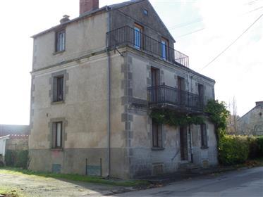 Maison d'habitation à Saint Leger Magnazeix