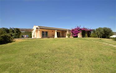 Villa vista mare tra Olbia e Porto Rotondo