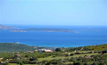 Villa vista mare vicino Cannigione