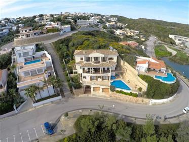 Magnifique Villa en première ligne avec vue. Minorque