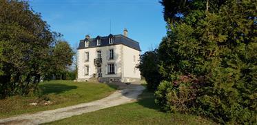 Maison bourgeoise proche Limoges